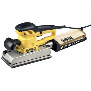 Orbital sander D26420, 112x229 mm, speed contol, DeWalt