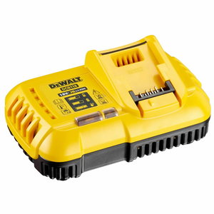 Flexvolt fast charger for 18 - 54V batteries, DeWalt
