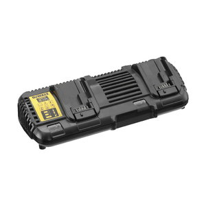 Flexvolt dual fast charger for 18 - 54V batteries, DeWalt