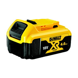 Battery XR Li-ion 18V / 4,0Ah, DeWalt