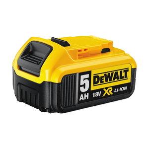Akumulators XR Li-ion 18V / 5,0Ah, DeWalt