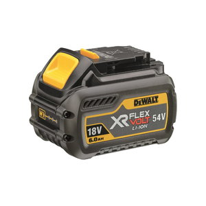 Akumulators XR Flexvolt 18V/6,0Ah / 54V/2,0Ah, DeWalt