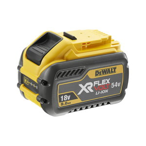 Akumulators XR Flexvolt 18V/9,0Ah / 54V/3,0Ah, DeWalt