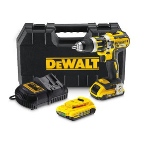 Cordless drill DCD795D2, brushless, 18V / 2,0Ah