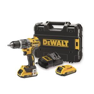 Cordless drill DCD796D2, brushless, 18V / 2,0Ah