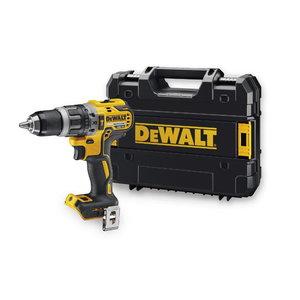 Cordless drill DCD796NT, brushless, carcass in TSTAK, DeWalt