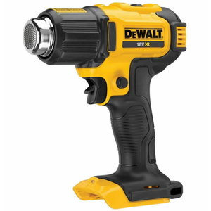 Cordless hot air gun DCE530N, 18V carcass, DeWalt