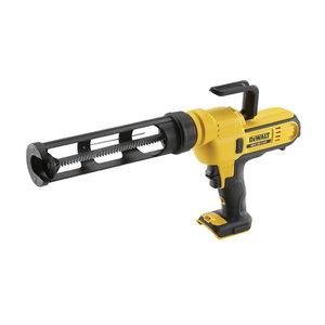 Cordless cartridge gun DCE560N, 300 ml, carcass in carton, DeWalt