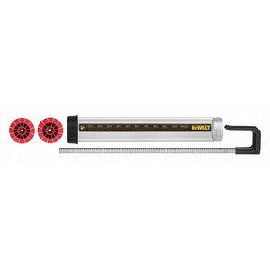 Clear Tube Attachment for XR Caulk Gun DCE5801, 400-600ml, DeWalt
