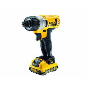 Cordless screwdriver DCF610D2 / 10,8V / 2,0 Ah, DeWalt