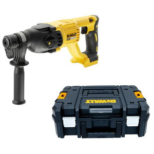 Rotary hammer DCH133NT, brushless, SDS+, carcass in TSTAK, DeWalt