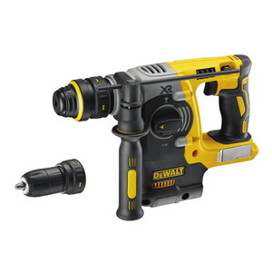 Rotary hammer DCH274N, brushless, SDS+, carcass in carton, DeWalt