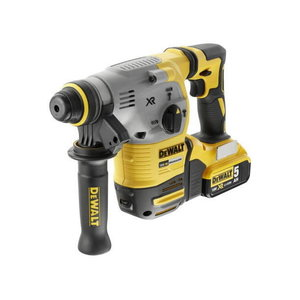 Cordless rotary hammer DCH283P2, brushless, SDS+, 2 x 5,0Ah, DeWalt