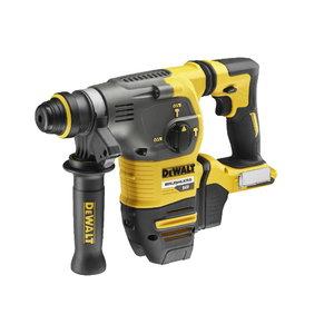Rotary hammer DCH333NT, Flexvolt, karkass, TSTAK, DeWalt