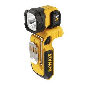 LED flashlight 360°, 160lm, carcass in carton, DeWalt