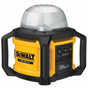 18V XR ToolConnect Area Light 360°,carcass, DeWalt