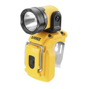LED handheld worklight, 10,8V, carcass in carton, DeWalt