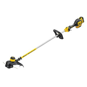 Cordless grass trimmer DCM561P1, brushless, 18V/5,0Ah, DeWalt