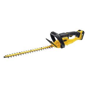 Cordless hedge trimmer DCM563P1, brushless, 18V/5,0Ah, DeWalt