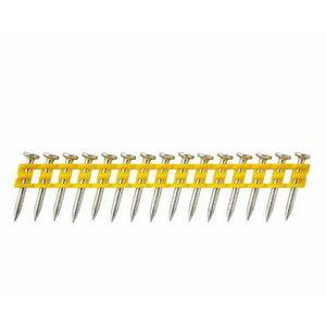 Standard nael 2,6mm x 15mm. DCN890. 1005 tk, DeWalt