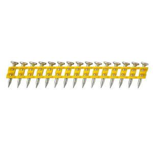 Standard nael 2,6mm x 30mm. DCN890. 1005 tk, DeWalt