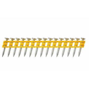 Standard nael 2,6mm x 35mm. DCN890. 1005 tk, DeWalt