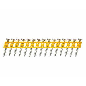 Standard nael 2,6mm x 40mm. DCN890. 1005 tk, DeWalt