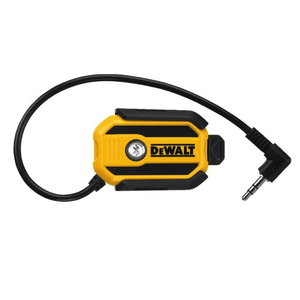 Bluetooth adapter, 3,5mm ühendus, DeWalt