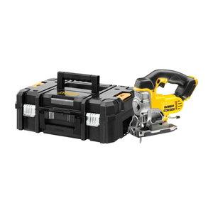 Akumulatora figūrzāģis DCS331NT karkass, TSTAK, DeWalt