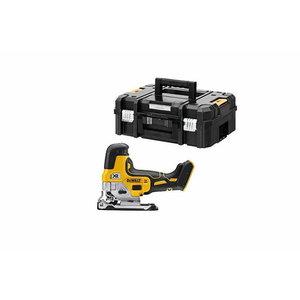 Cordless jigsaw DCS335NT, karkass, TSTAK, DeWalt