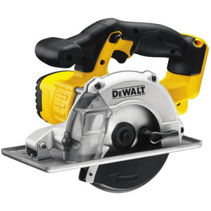 Cordless circular saw for metal DCS373N, carcass in carton