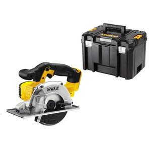 Cordless circular saw for metal DCS373NT carcass in TSTAK, DeWalt