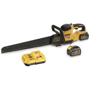 Alligatorsaw DCS398T2, Flexvolt, 54V / 2,0Ah 430 mm