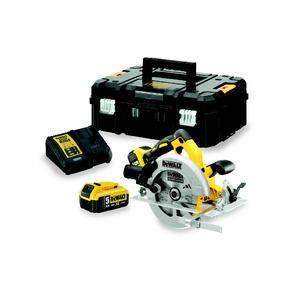 Akumulatora ripzāģis DCS570P2, 18V / 5,0Ah, bezoglīšu, DeWalt
