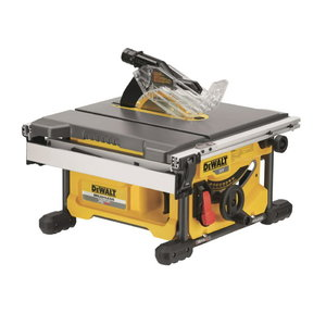Table top saw DCS7485N, Flexvolt, 210mm, brushless, carcass, DeWalt