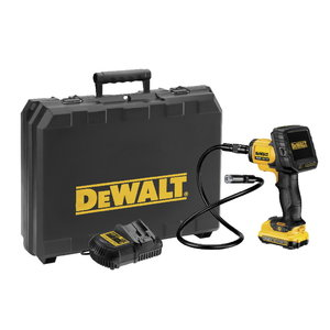 Inspection camera 17 mm, 10,8V / 2,0Ah, DeWalt
