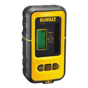 Laseri vastuvõtja DE0892G, rohelisele kiirele, DeWalt