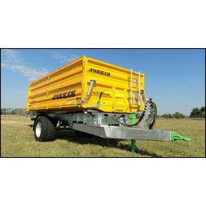 Tipping trailer  Delta-CAP 4525, Joskin