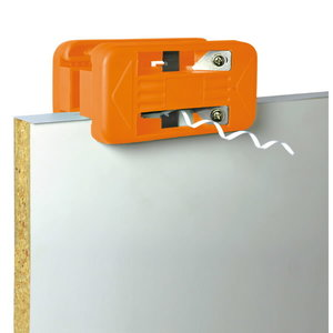 Double edge trimmer