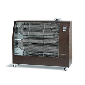 Infrasarkanais dīzeļsildītājs DHOE-150, 17,4kW, Hipers