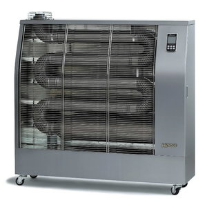 Infrared oil heater DHOE-210, 24,4kW, Hipers