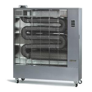 Infrapuna soojuskiirgur, diiselküttega DSO-250, 29kW