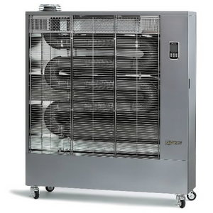 Infrapuna soojuskiirgur, diiselküttega DSO-250F, 29kW, Hipers