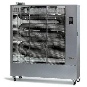 Infrapuna soojuskiirgur, diiselküttega DHOE-250F, 29kW, Hipers