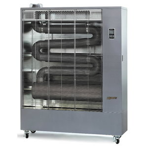 Infrared oil heater DHOE-350F MAXI, 40,7kW, Hipers