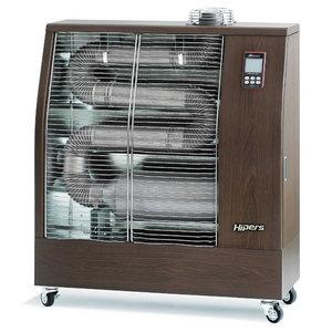 Infrapuna soojuskiirgur, diiselküttega DSO 90, 10,4kW