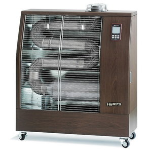 Šildytuvas IR spindulių dyzelinis DHOE-90 10,4 kW