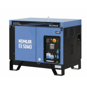 Elektrigeneraator DIESEL 10 LC A SILENCE AVR C5, SDMO