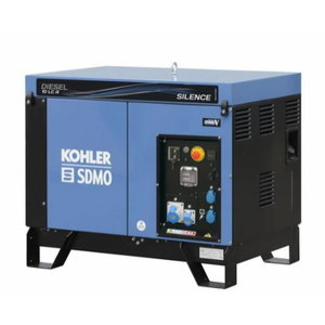 Elektrigeneraator DIESEL 10 LC A SILENCE C5