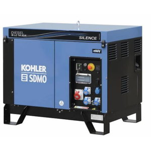 Elektrigeneraator DIESEL 15 LC TA SILENCE AVR C5, SDMO